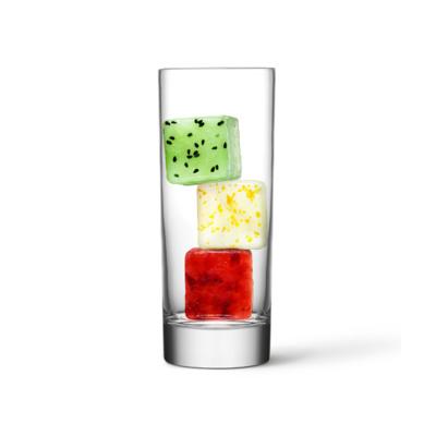 Flavour Cubes