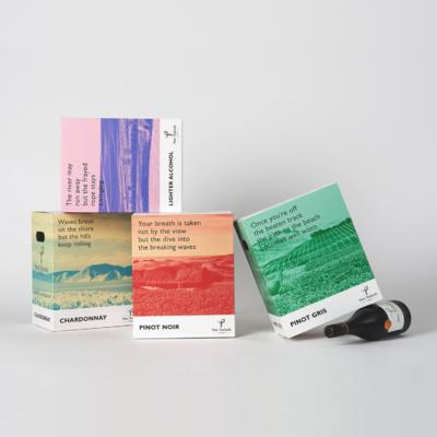 Yealands seasonal packaging